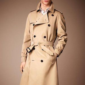 Burberry Prorsum Westminster Belted Trench 48RL